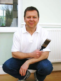 Painter in Mottingham